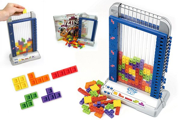Tetris Brettspiel
