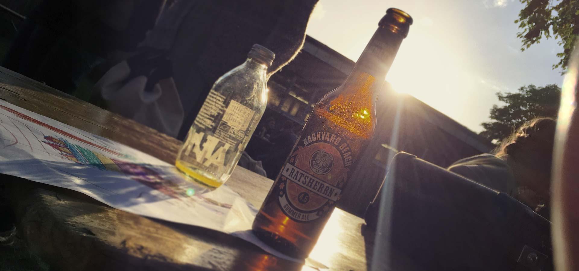 Einklang: Ratsherrn Backyard Summer Ale