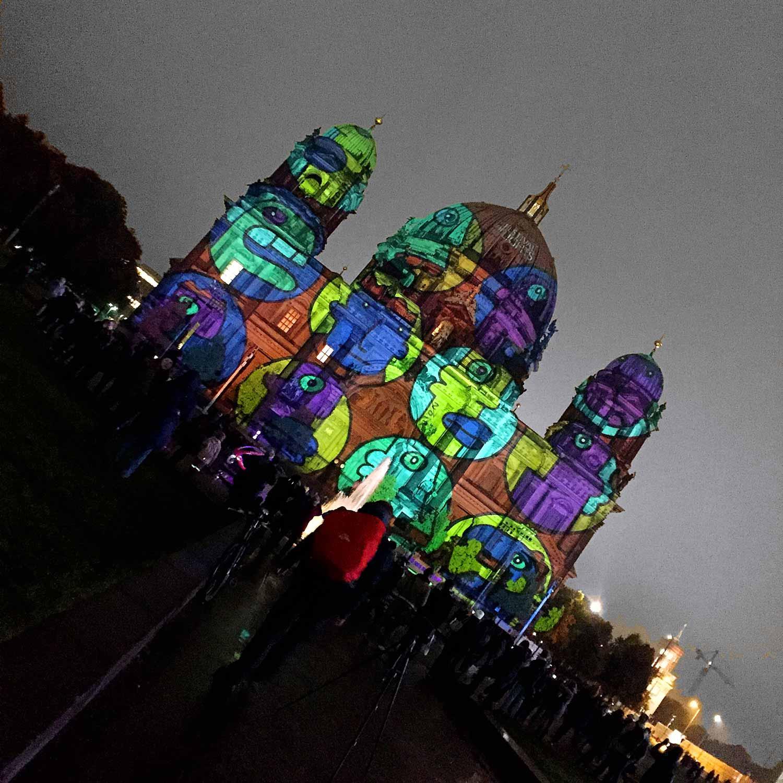 Festival of Lights am Berliner Dom