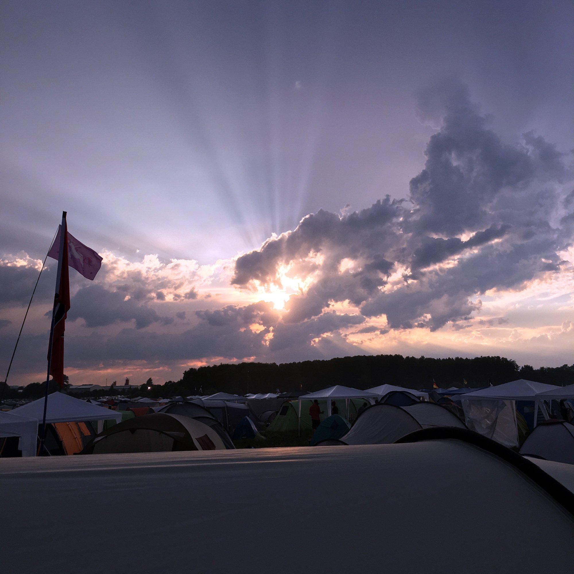 Hurricane Festival 2016: Sonne