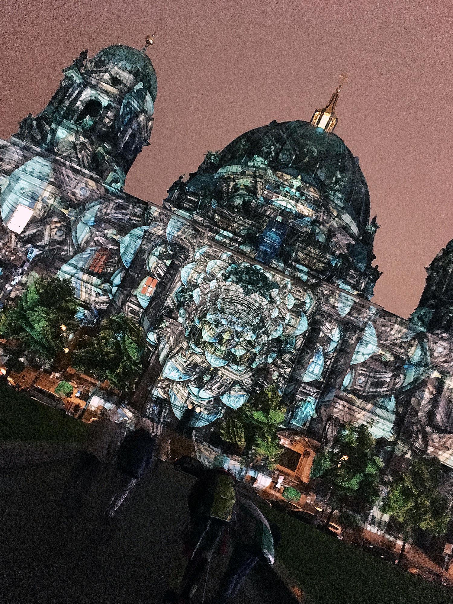 Festival of Lights 2016: Berliner Dom