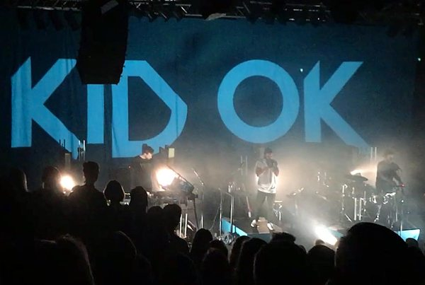 OK Kid: Konzert in Bremen