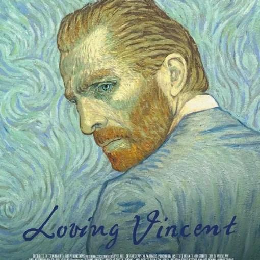Loving Vincent Film Poster