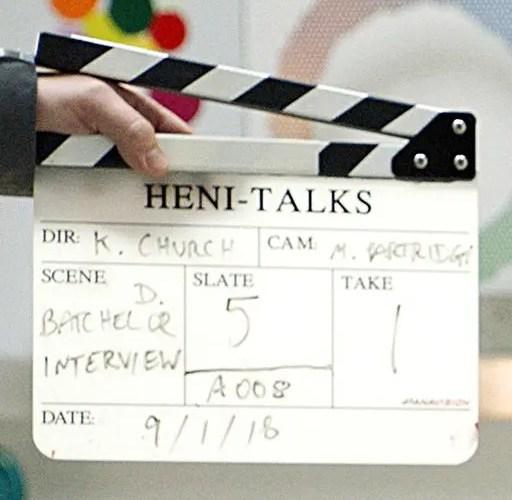 Heni Talks - opening up art to everyone