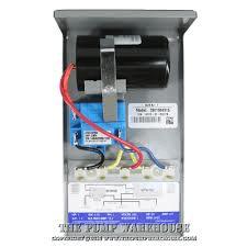 Franklin Electric 12HP 115V QD Control Box