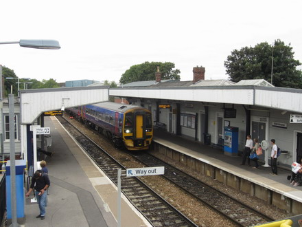 Stations  West Wiltshire Rail Users Group