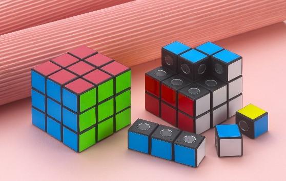 Rubik's Cube justplay