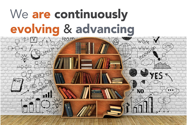 At IRYStec we are continuously evolving and advancing