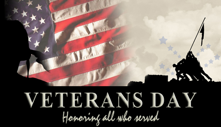 Honor the Brave War Heroes With Happy Veterans Day
