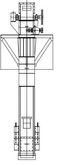 Plate Chain Bucket Elevator is applied in NaCl fields