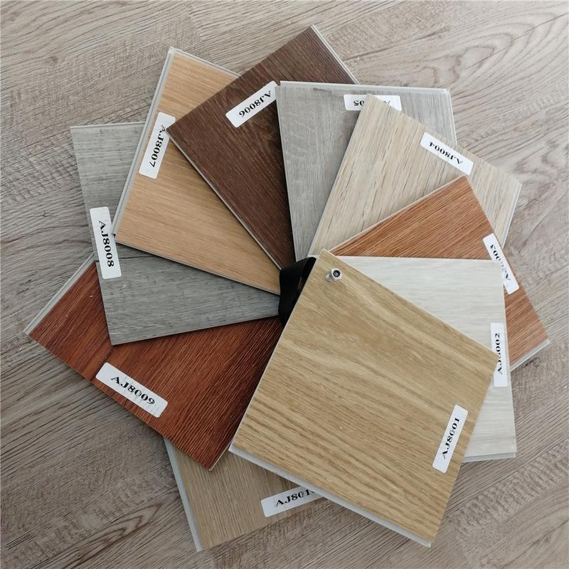 vivid wood texture emboss surface spc