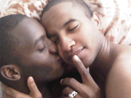 Gay Black Couple