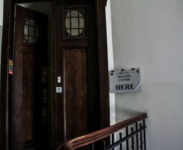 Siedziba FSM zamieniła się wcentrum wyborcze