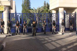 policyjna-ochrona-przed-wojewodzka-komisja-wyborcza