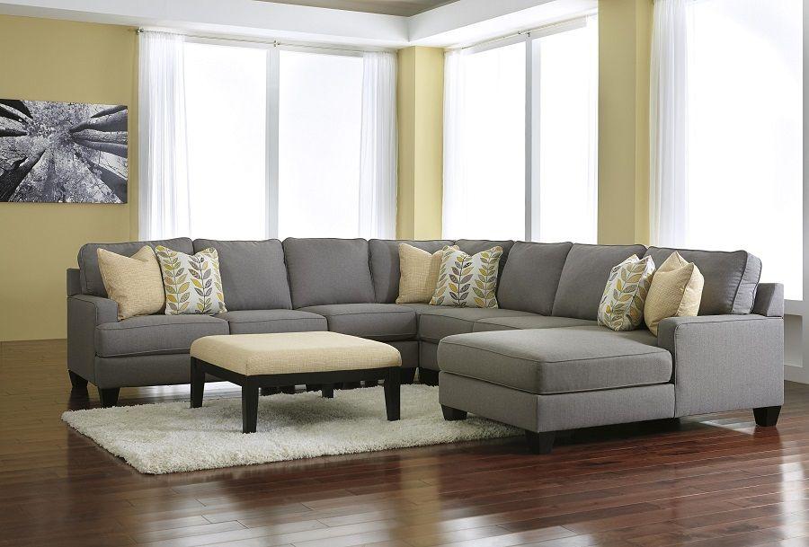 Ashley furniture ChamberlyAlloy Collection 2430217