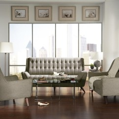 Natalia Leather And Chenille Sofa Living Room Decorating Ideas With Brown Collection 503773 Coaster Chair