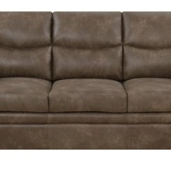 Microfiber Fabric Sofa Outdoor Corner Cover Meagan Collection 506561 Coaster Brown Coated Images Products Jpg