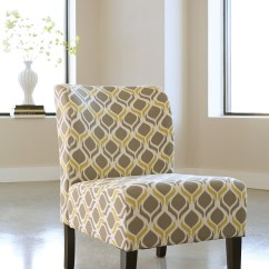 Gray And Yellow Accent Chair Mid Century Swivel Chairs Honnally 5330560 By Ashley