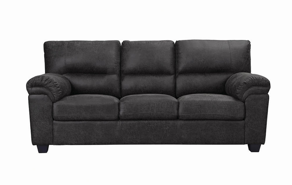 microfiber fabric sofa braxton culler sleeper sofas meagan collection 552021 coaster charcoal images products jpg