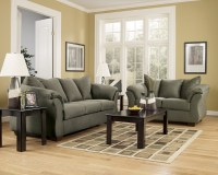 Darcy Collection 75003 Ashley Sofa & Loveseat Set