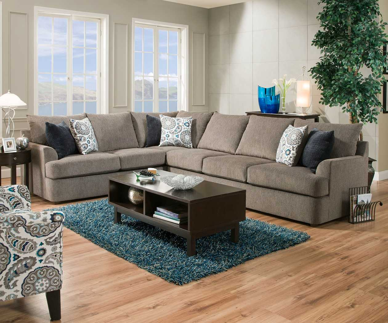 simmons small sectional sofa house of fraser linea leather reclining reviews upholstery apollo