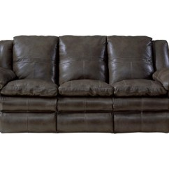 Italian Leather Recliner Sofa Set Sectional Reclining Costco Catnapper Aria 419 Top Grain