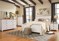 Ashley Willowton Collection B267 Bedroom Set