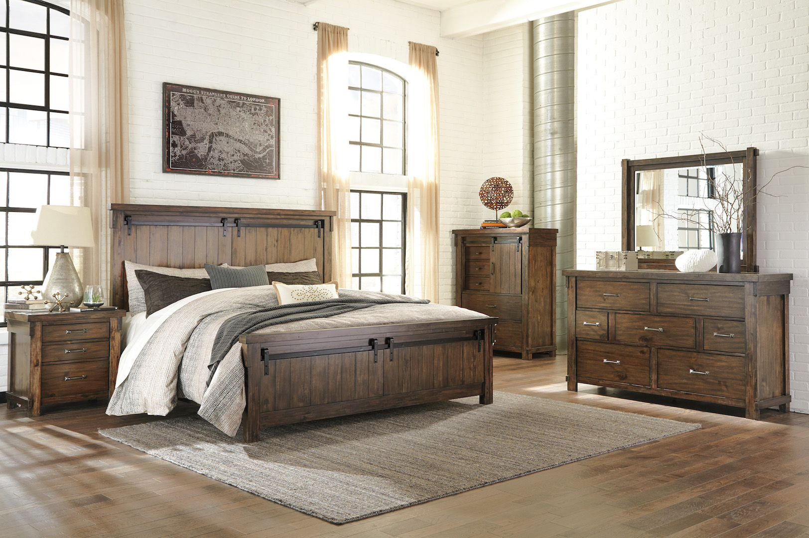 Ashley Lakeleigh Collection B718 Bedroom Set