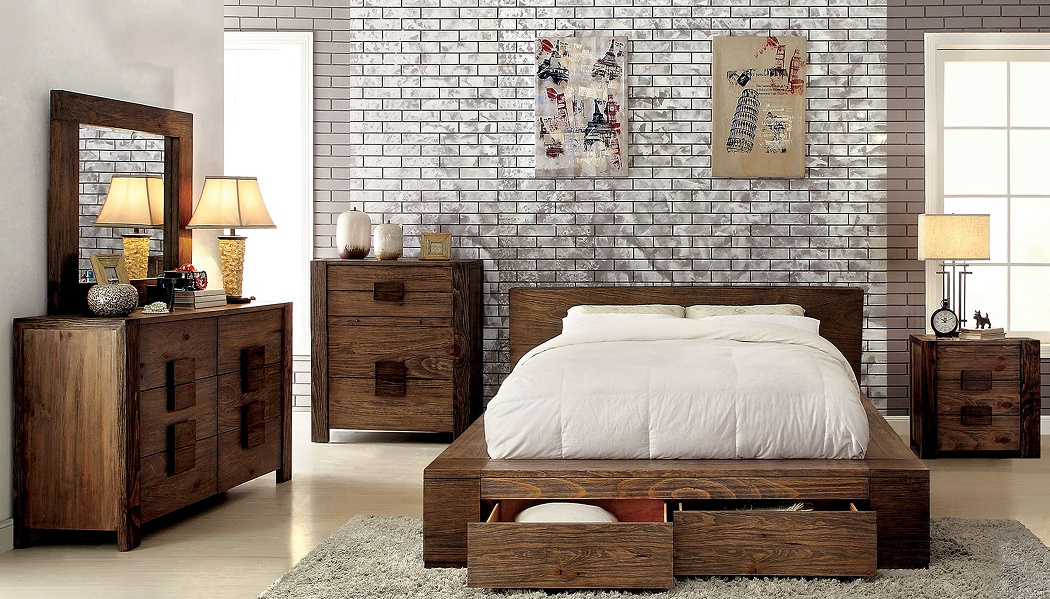 queen size sofa bed topper how to dispose your old janeiro collection cm7629 furniture of america bedroom set