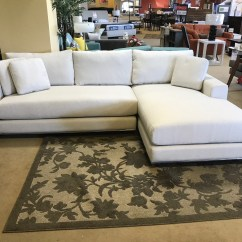 Custom Sofa San Diego Overnight Hickory North Carolina Sectional Metal Base Los Angeles Orange