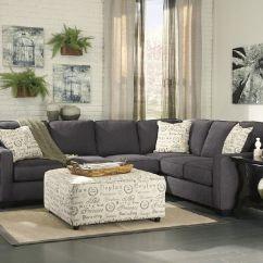 Huntington Sectional Sofa Set For Sale Philippines Ashley Furniture Alenya 16601 Grey Track Arm ...