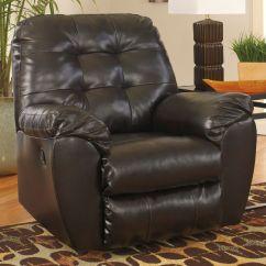 Sofa Sectional Ashley Durablend Michael Amini Leather Sofas Furniture Alliston Chocolate Collection ...