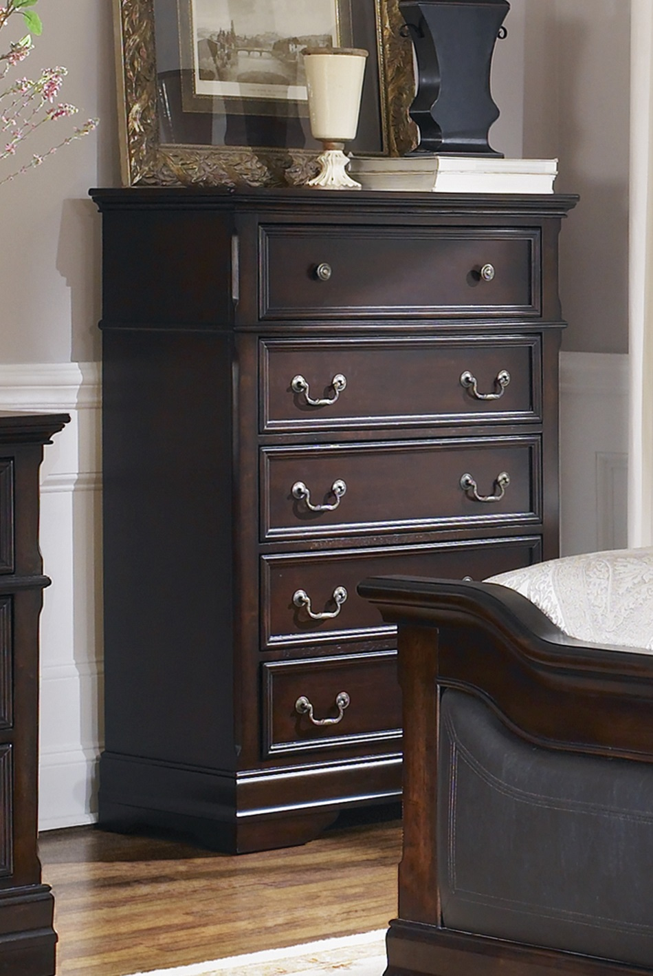 Cambridge Collection 203191 Bedroom Set