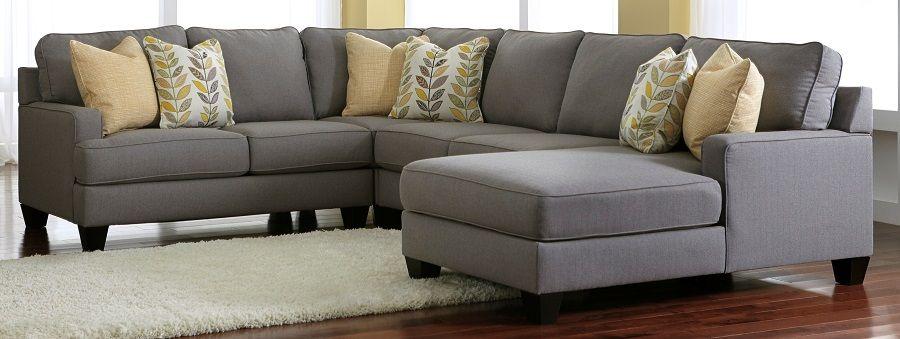 ashley furniture ChamberlyAlloy 2430217 Sectional u
