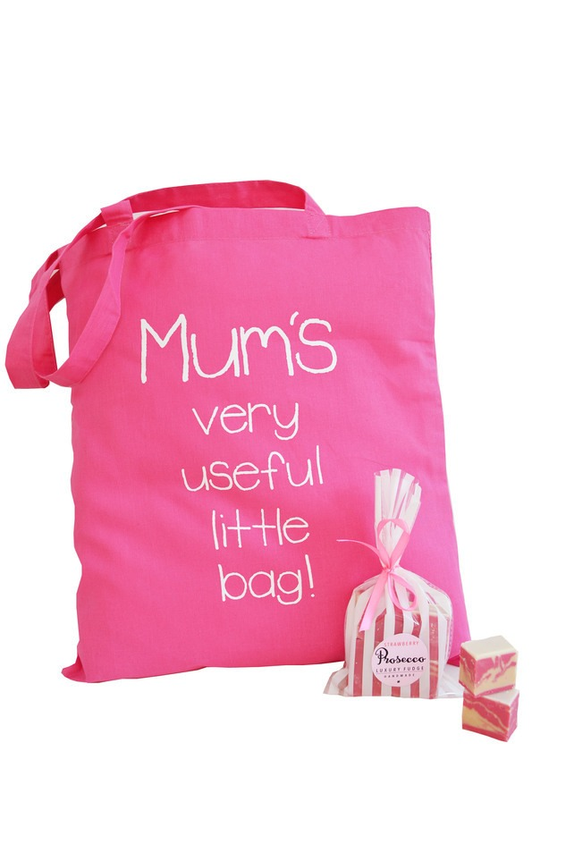 Pink Mum Bag Folksy Friday - Pink