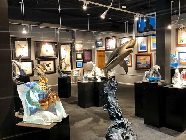 7 Artists Gallery Key West