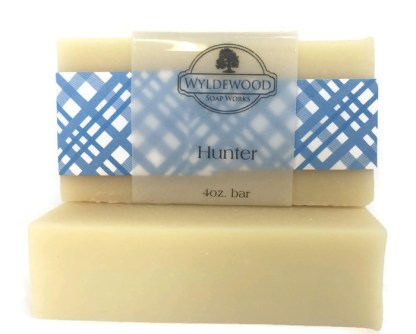 Hunter Goat Milk Soap