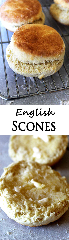 English Scones | Easy Recipe | Traditional British Scone | Tea Time