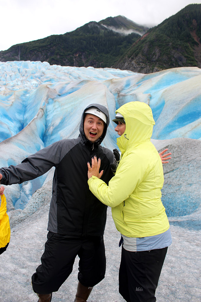 Alaska Cruise | What to do in Alaska | Itinerary | Juneau | Mendenhall Glacier Ice Caves