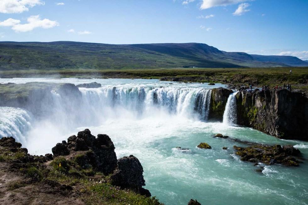 Godafoss | Iceland Itinerary | Ring Road | Camping Trip