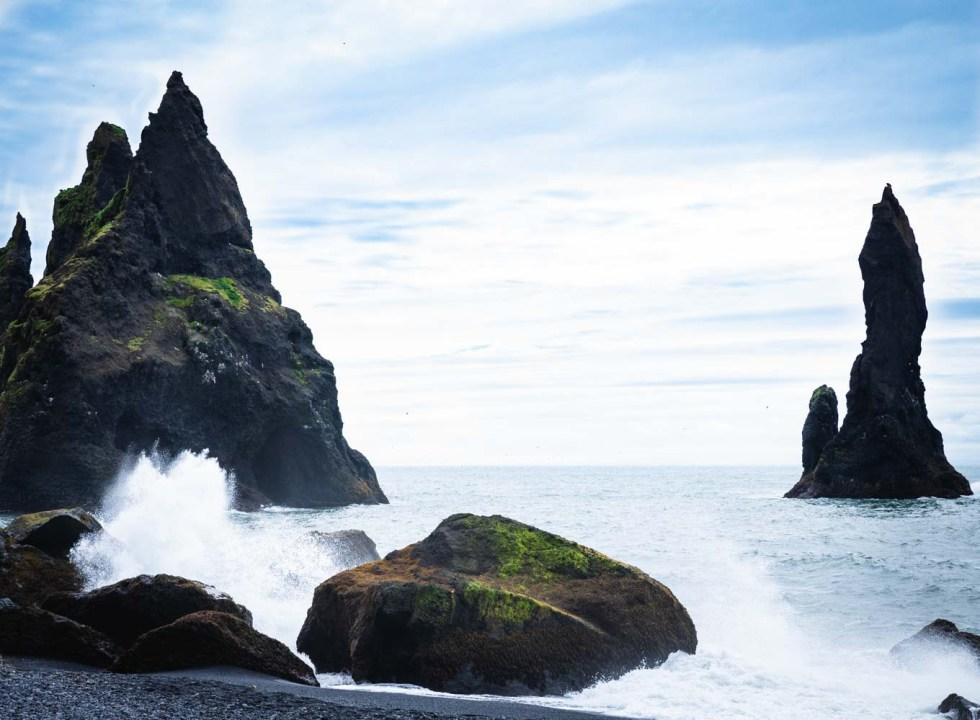 Reynisfjara | Iceland Ring Road Itinerary