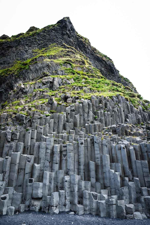 Reynisfjara Iceland | Basalt Columns | Black Sand Beach