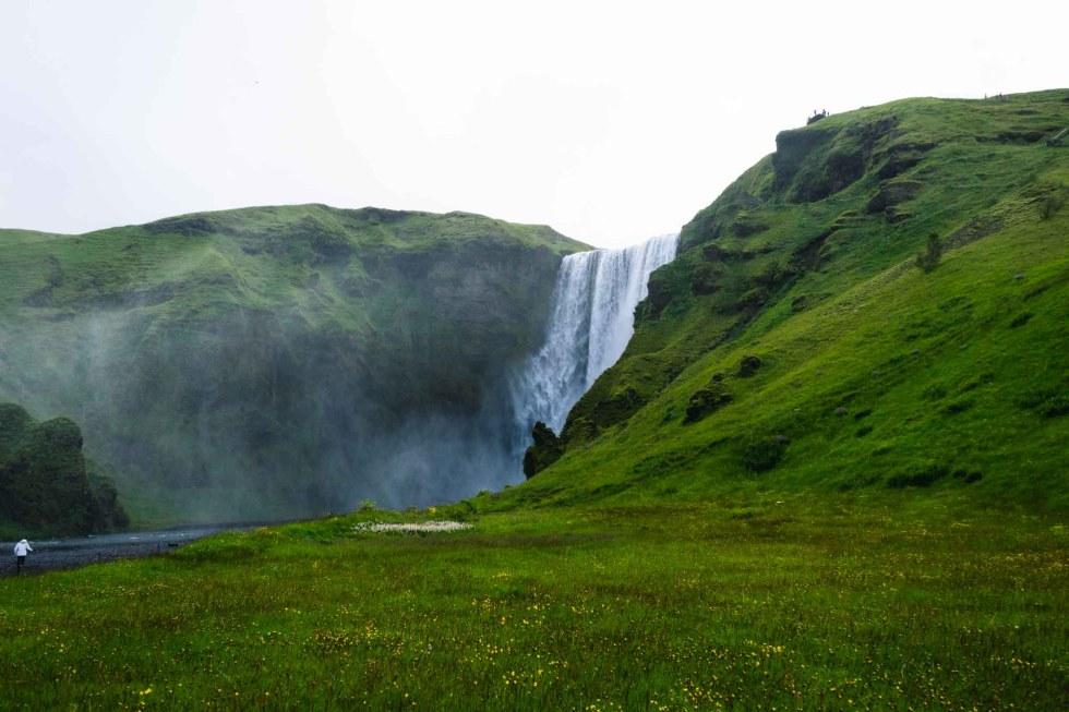 Skogafoss Iceland Itinerary
