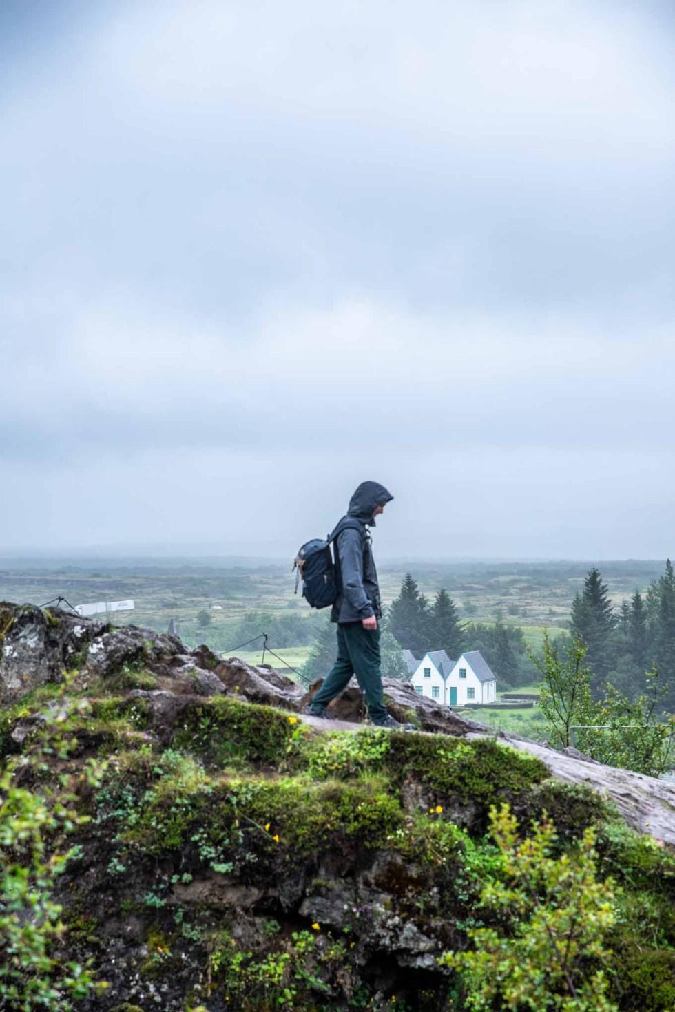 Oxararfoss | Thingvellir National Park | Iceland Itinerary