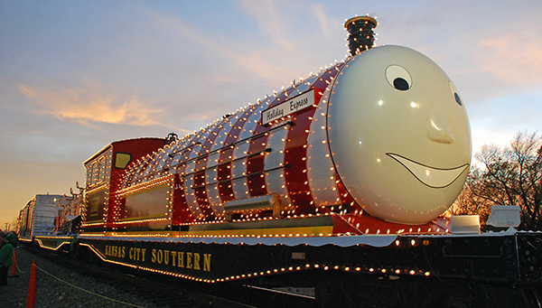 KCS Holiday Express