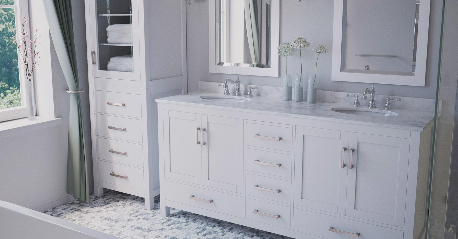 Shop Bathroom Vanities Vanity Cabinets Vanity Sets Wyndham Collection