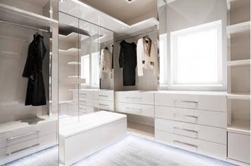 Bespoke Fitted Furniture  Wardrobes London