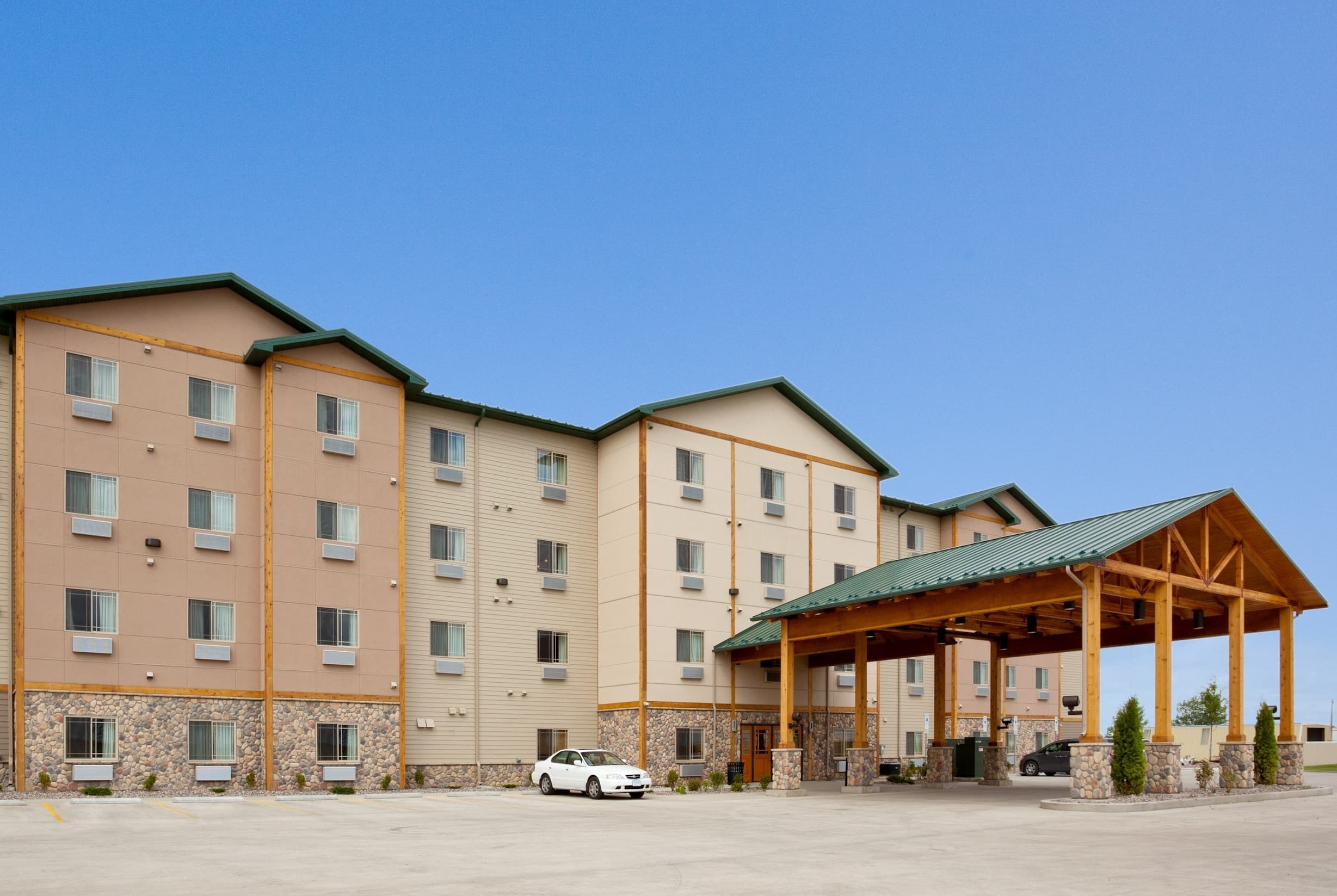 Hawthorn Suites By Wyndham Minot Minot Nd Hotels