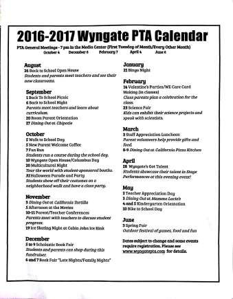 membership for staples calendar