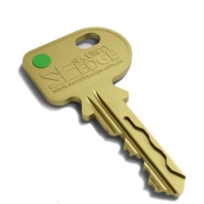 Security Edge - Inline + Sidebar Registered High Security Key